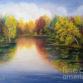 Vesna Martinjak - Autumn reflections 2