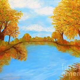 Eloise Schneider - Autumn Reflections