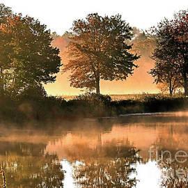 Janice Drew - Autumn Reflections