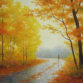 Barry DeBaun - Autumn Solitude