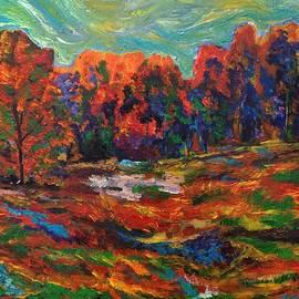 Hesi Glowacki - Autumn Study