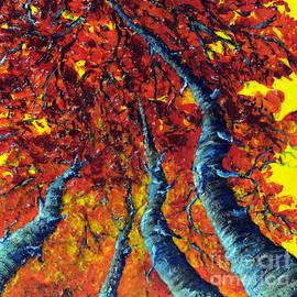 Teresa Wegrzyn - Autumn Trees
