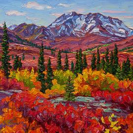 Rob MacArthur - Autumn Vista, Tombstone