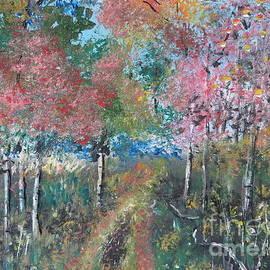 Judy Via-Wolff - Autumn Woodland