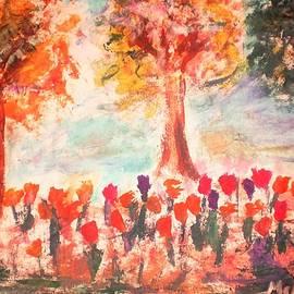 Carmela Maglasang - Autumnal Sight