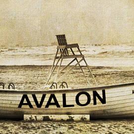 Bill Cannon - Avalon in Sepia