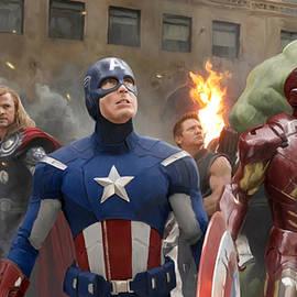 Avengers - Paul Tagliamonte