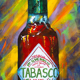 Dianne Parks - Awesome Sauce - Tabasco