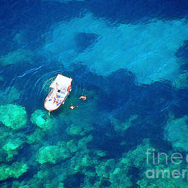 Casavecchia Photo Art - Azzurre Capri