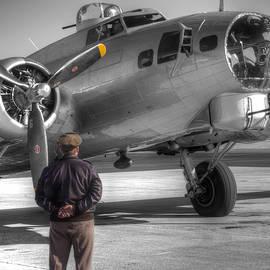 John Straton - B-17 ALUMINUM OVERCAST  v1