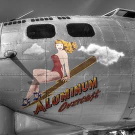 John Straton - B-17 ALUMINUM OVERCAST  v2