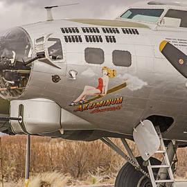 Allen Sheffield - B-17 Nose Art