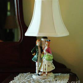 Georgia Sheron - B And B Tableside Lamp