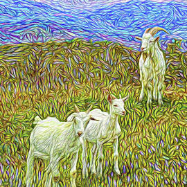 Joel Bruce Wallach - Baby Goats Of The New Dawn
