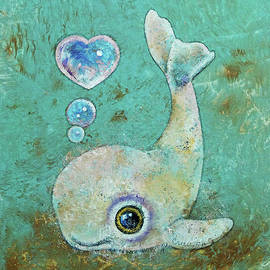 Baby Whale - Michael Creese