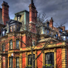 Joann Vitali - Back Bay Boston Gothic Architecture