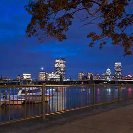 Joann Vitali - Back Bay Skyline - Boston