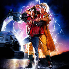 Back to the Future Part II 1989 - Unknow