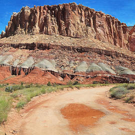 Donna Kennedy - Backroads At Capital Reef