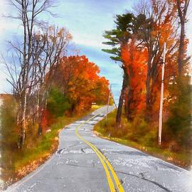 Backroads Vermont - Edward Fielding