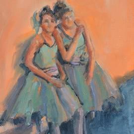Donna Tuten - Backstage Ballerinas