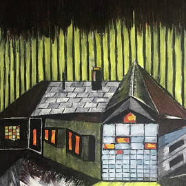 Dennis Ellman - Backyard