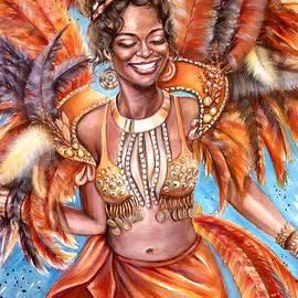 Katerina Kovatcheva - Bahamian carnival