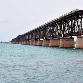 Pat Turner - Bahia Honda Bridge