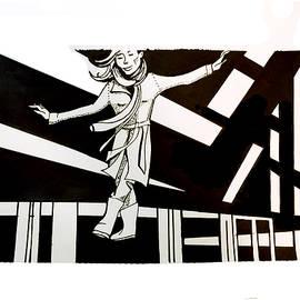 Lina Tumarkina - Lady Totems. Balance