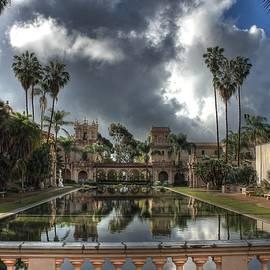 Jane Linders - Balboa Park Fountain