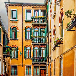 Maria Coulson - Balconies, Windows and Doors