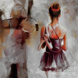 Gull G - Ballerina Dancer 9901