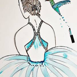 Jasna Gopic - Ballerina  Hummingbird Love