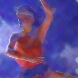 Umar Sharif Rep for Karl Stone Art - Ballerina KS2-40B