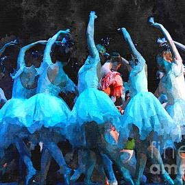 Tuija Karhinen - Ballerinas