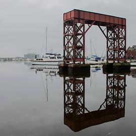 Steven Richman - Baltimore Canton Waterfront