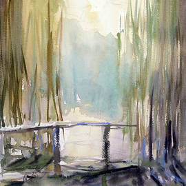 Bamboo morning - Sarah Yeoman