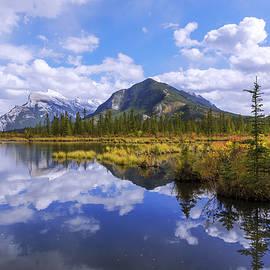 Banff Reflection - Chad Dutson