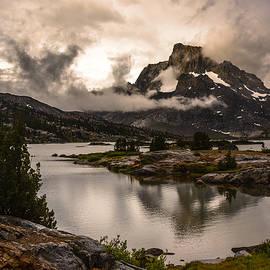 Joe Doherty - Banner Peak in a Clearing Storm