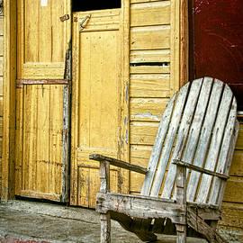 Claude LeTien - Baracoa Porch 2