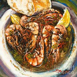 Dianne Parks - Barbequed Shrimp
