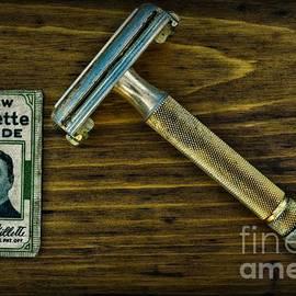 Paul Ward - Barber Gillette Safety Razor