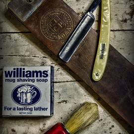 Paul Ward - Barber - Make it a Close Shave