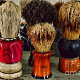 Paul Ward - Barber - Shaving Brush Collection