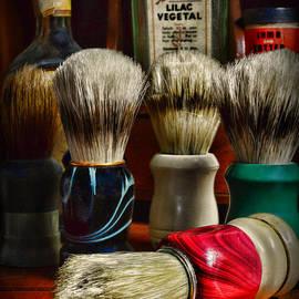 Paul Ward - Barber - Shaving Brushes