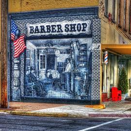 Randy Pollard - Barber Shop Corner