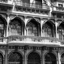 Georgia Fowler - Port de Barcelona Architecture