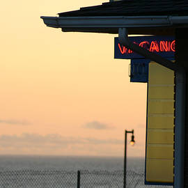 Sara Srubar-Erb - Sunset Pacific Coast California