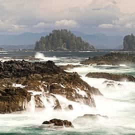 Allan Van Gasbeck - Barkley Sound Panorama