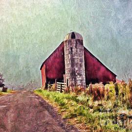 Kerri Farley - Barn at Red Sulphur